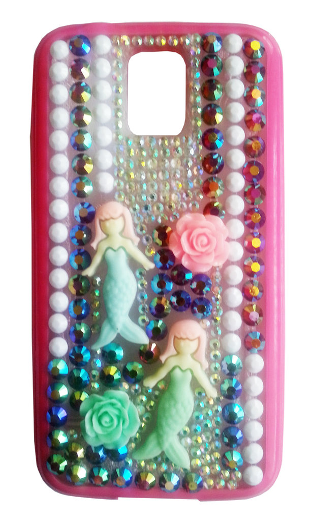 Cover Sirene Multicolor Samsung Galaxy S5 i9600 PEZZO UNICO!