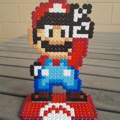 action figure-super mario bros