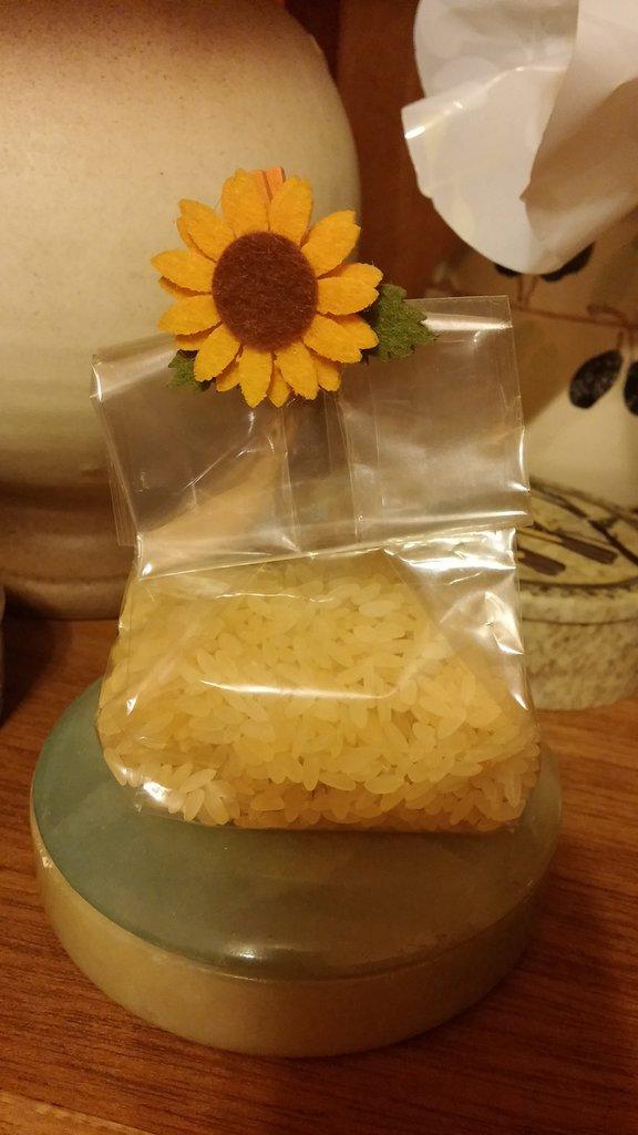 Sacchetti per riso
