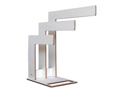 Trelle, portariviste minimal design in legno