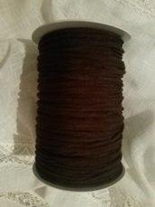 Fettuccia cotone  marrone