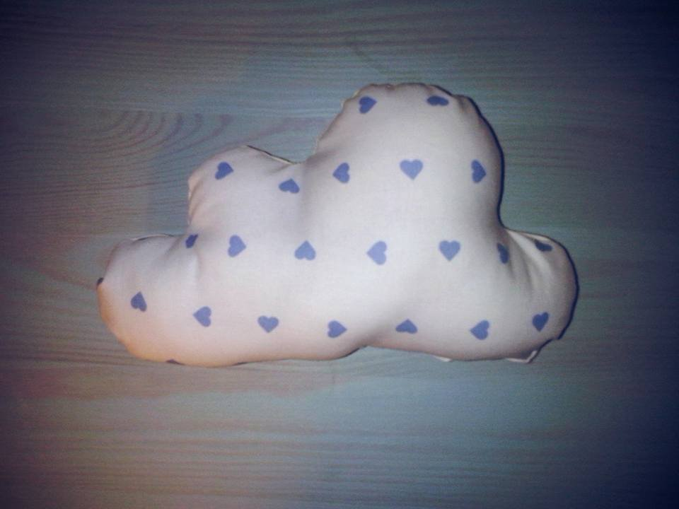 Mini cuscino varie forme e fantasie
