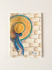Aceo n. 26 - cappello