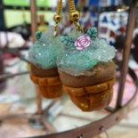 """orecchini """"I GOLOSI"""" _cup cake_"""
