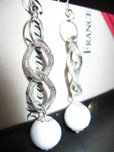 orecchini agata