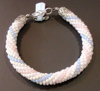 Bracciale crochet PLB