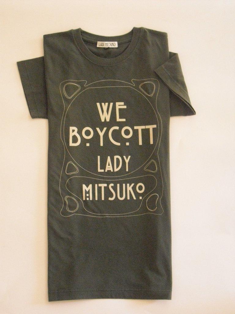 We Boycott Unisex Tees