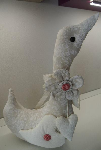 Oca fermaporta decorativa