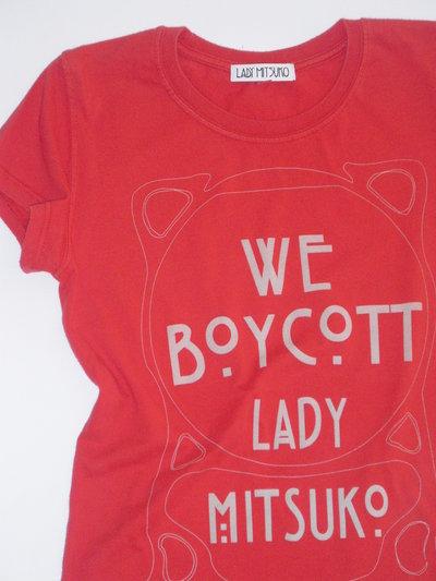 We Boycott Donna