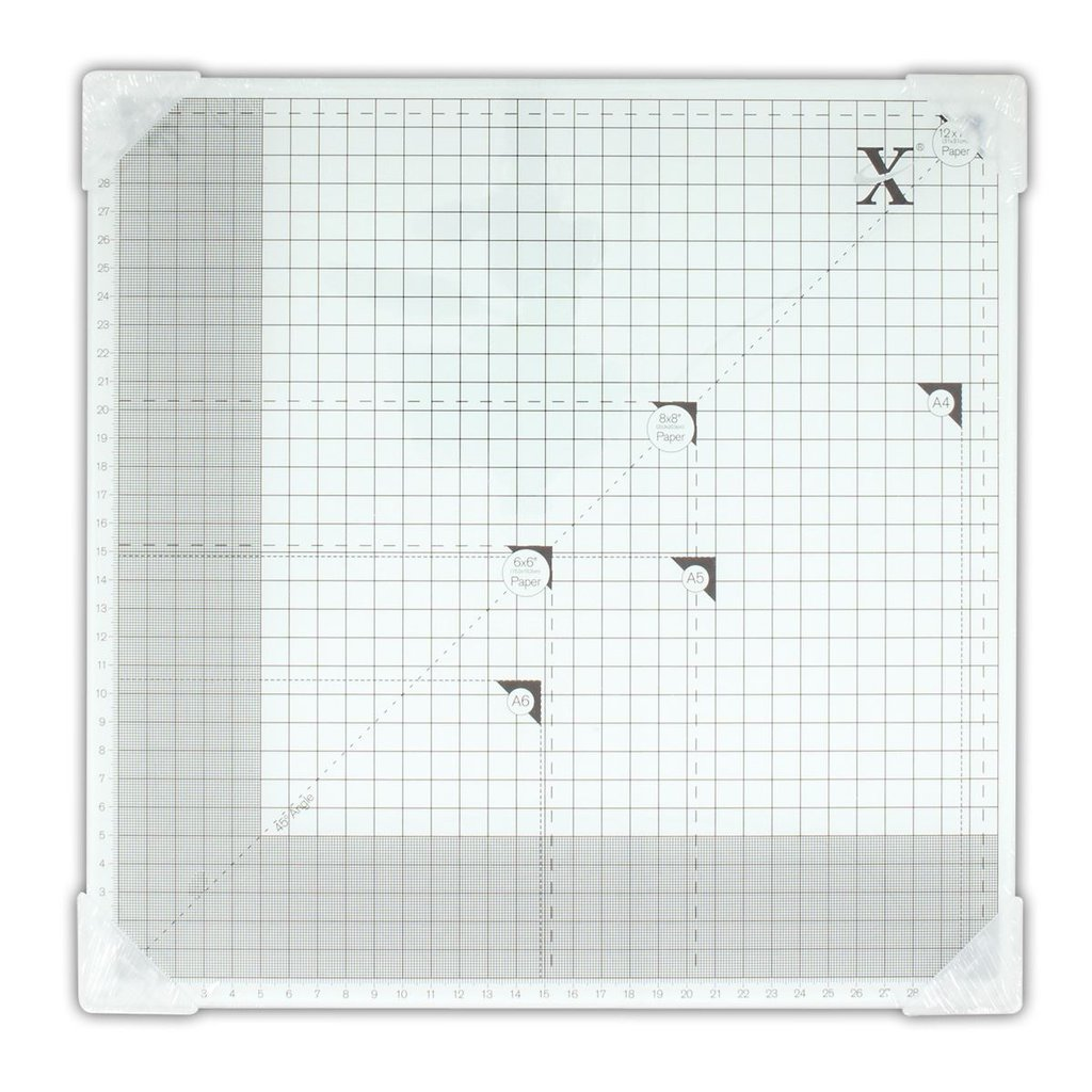 Tagliere in vetro temperato - 33x33 cm