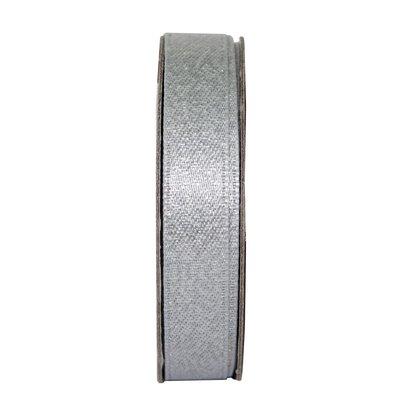 Nastro satinato - Glitter Soft Silver