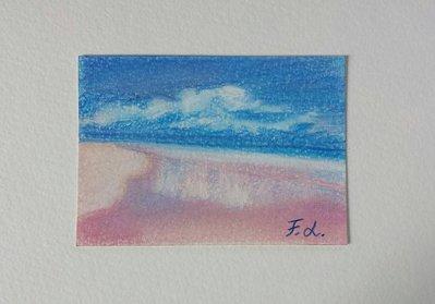 Carta della Gratitudine n. 34 - paesaggio
