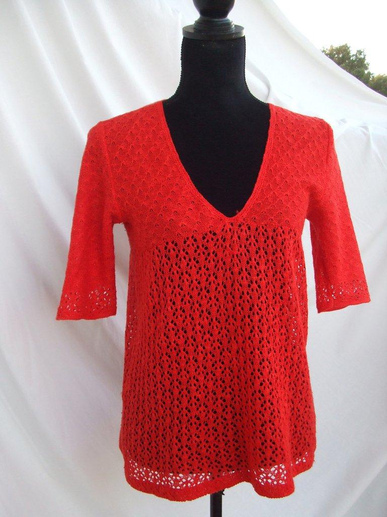 maglietta lino cotone  maglia donna
