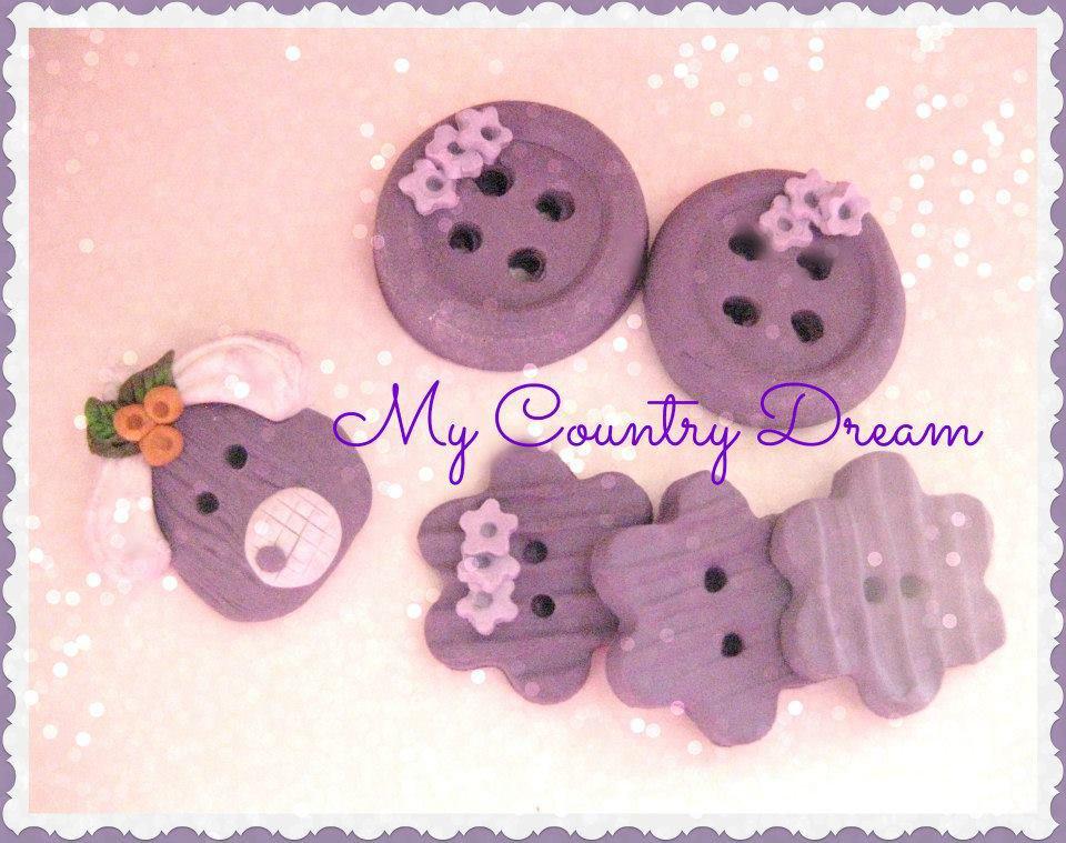 "Bottoni Artigianali ""Provence"""