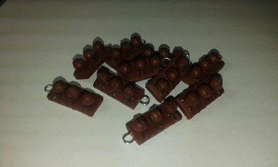 Charms duplo cioccolatino