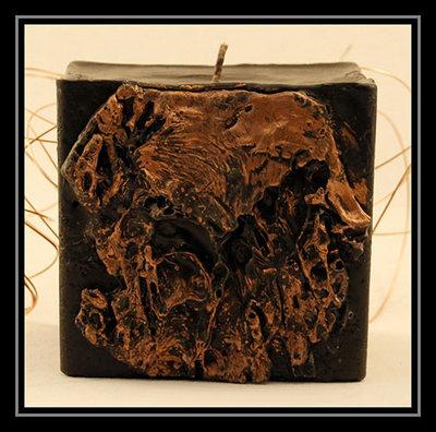 Rame - candela cubo