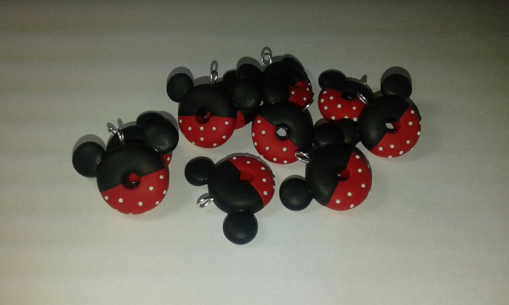 Charms ciambella Minnie