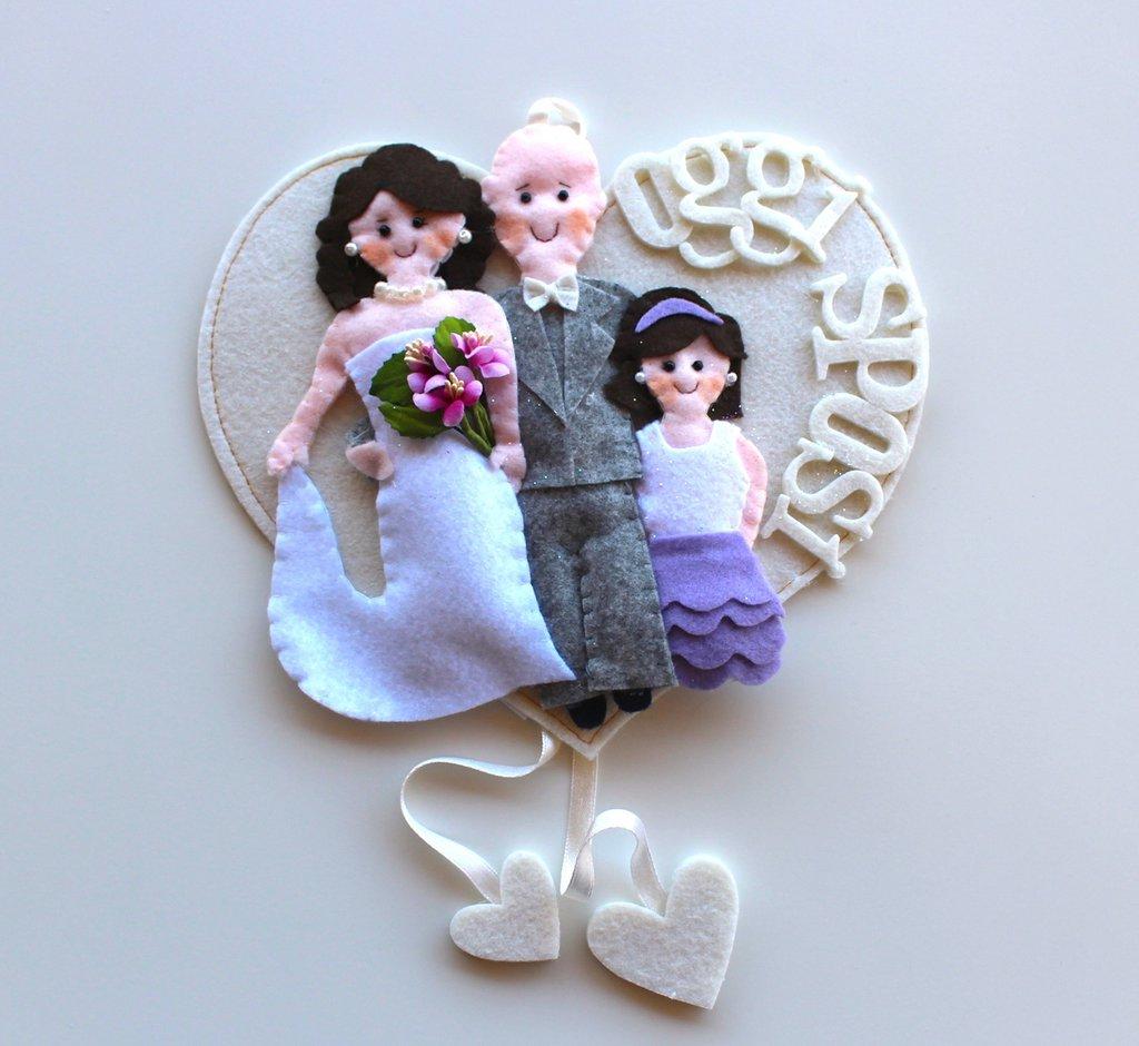 Ritratto morbido di Sposi