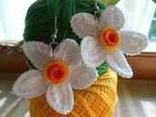 Orecchini Fiori D'Arancio