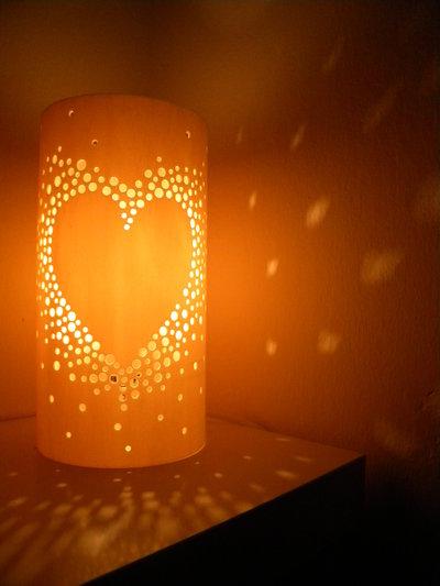 Sweet Heart, Lampada Fatta a Mano