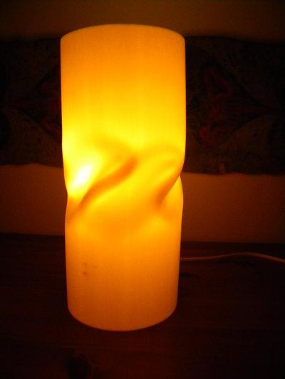 La Storta, lampada fatta a mano
