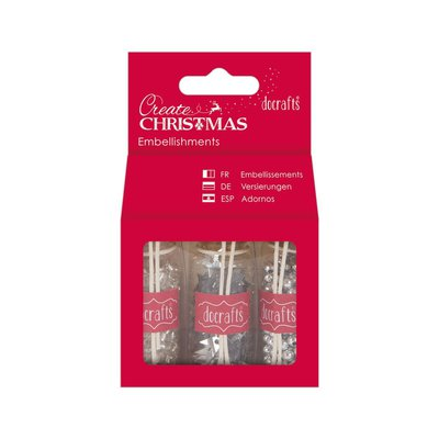 Embellishments Pack - Silver
