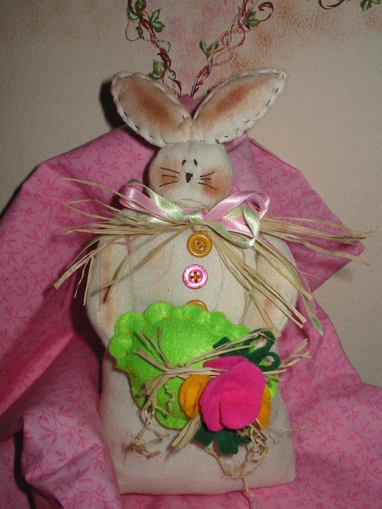 Easter bunner E-Pattern