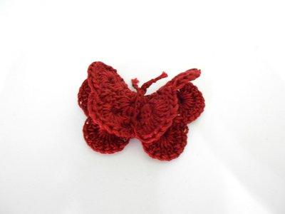 Spilla a farfalla