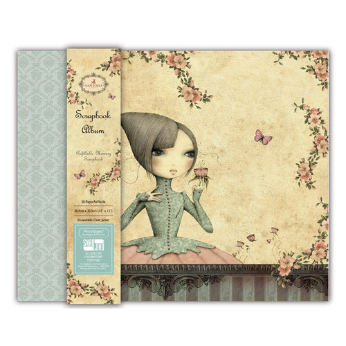 "Scrapbooking album, 30x30 cm - Mirabelle ""If only"""
