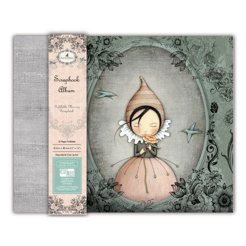 "Scrapbooking album, 30x30 cm - Mirabelle ""Pursuit of happiness"""