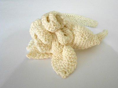 Fermacapelli in cotone