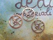 Ciondolo Hunger Games argento