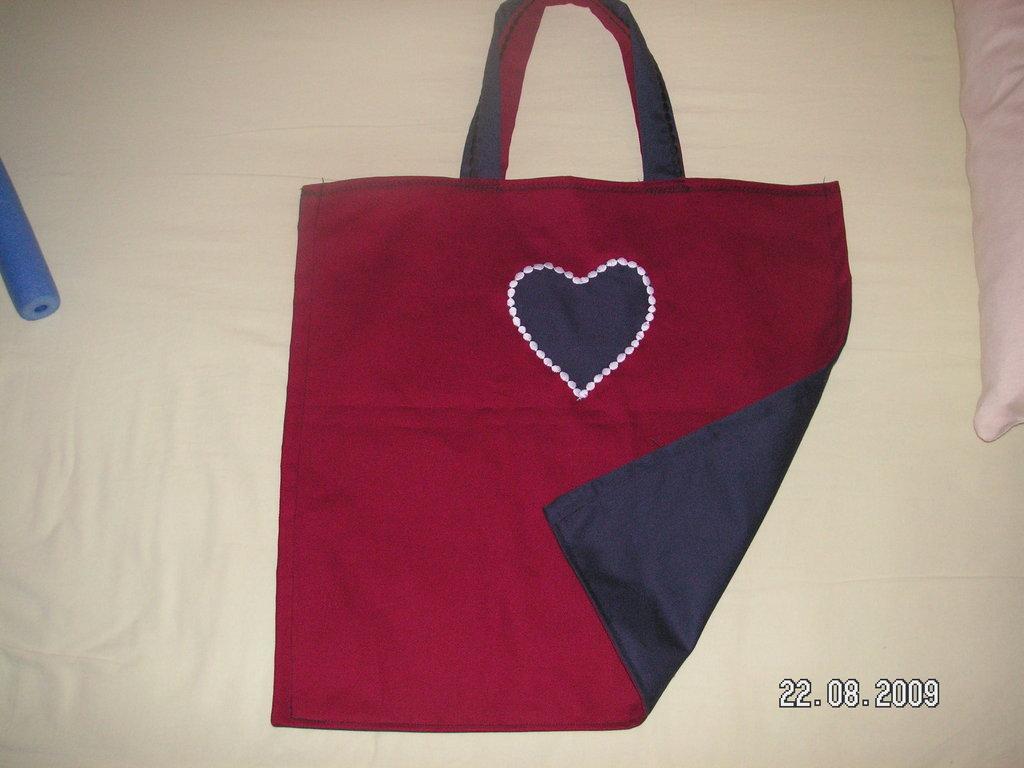 shopper con cuore