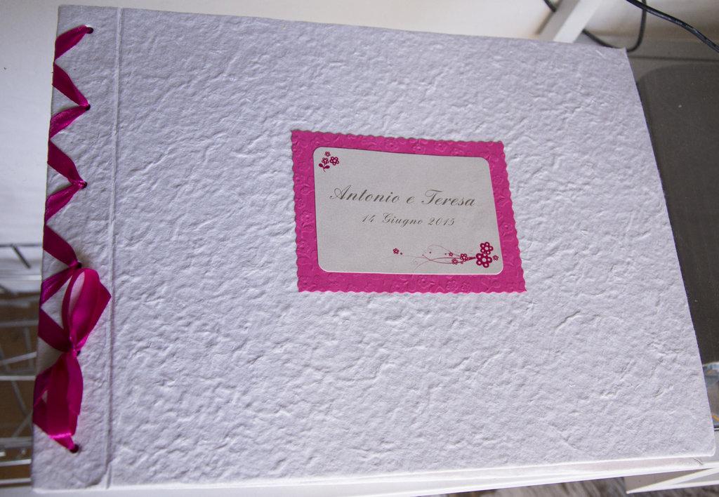 guest book libro delle firme