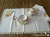 Tovaglietta colazione romantica