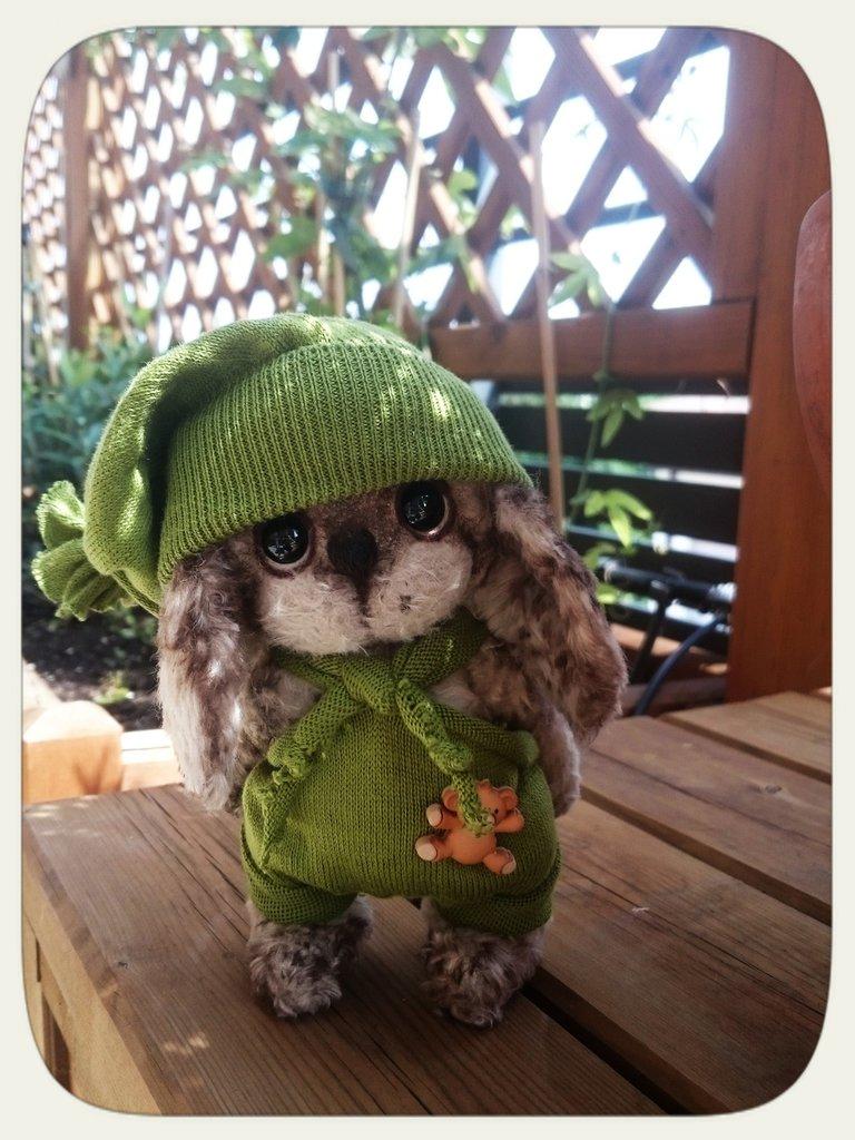 Dolcissimo amico da borsa, Teddy coniglio Jannet
