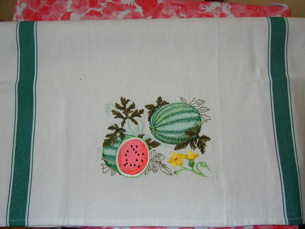 asciugapiatti anguria