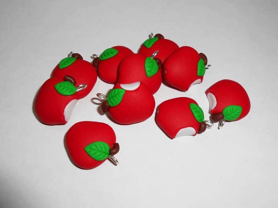 Charms Mela/o mela con morso