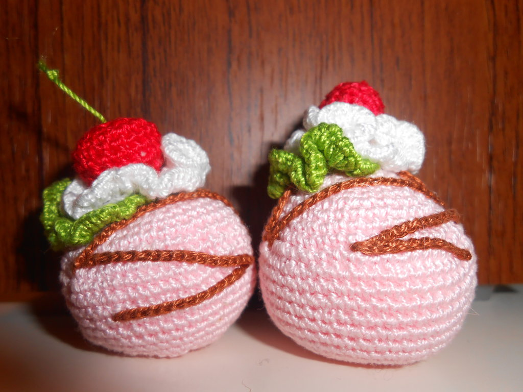 PASTICCINI AMIGURUMI ALL'UNCINETTO