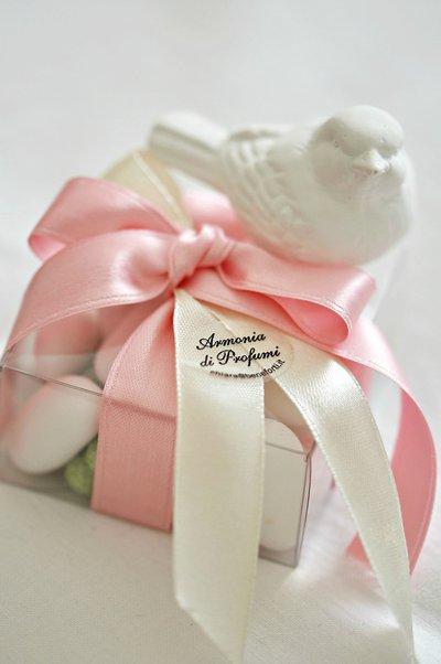 bomboniere matrimonio pvc
