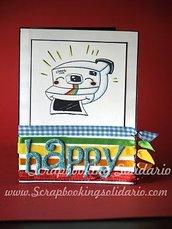 Postal - Happy Polaroid