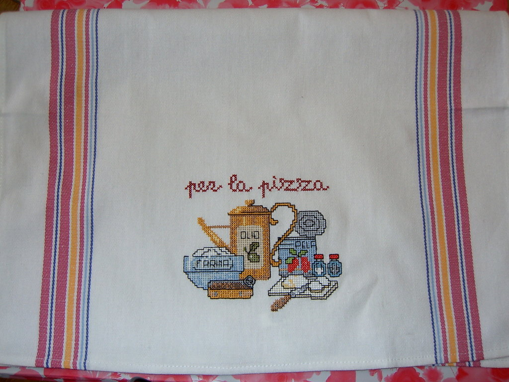 asciugapiatti per la pizza