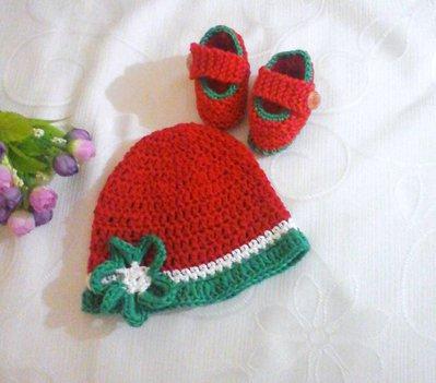 Coordinato scarpette e cappellino