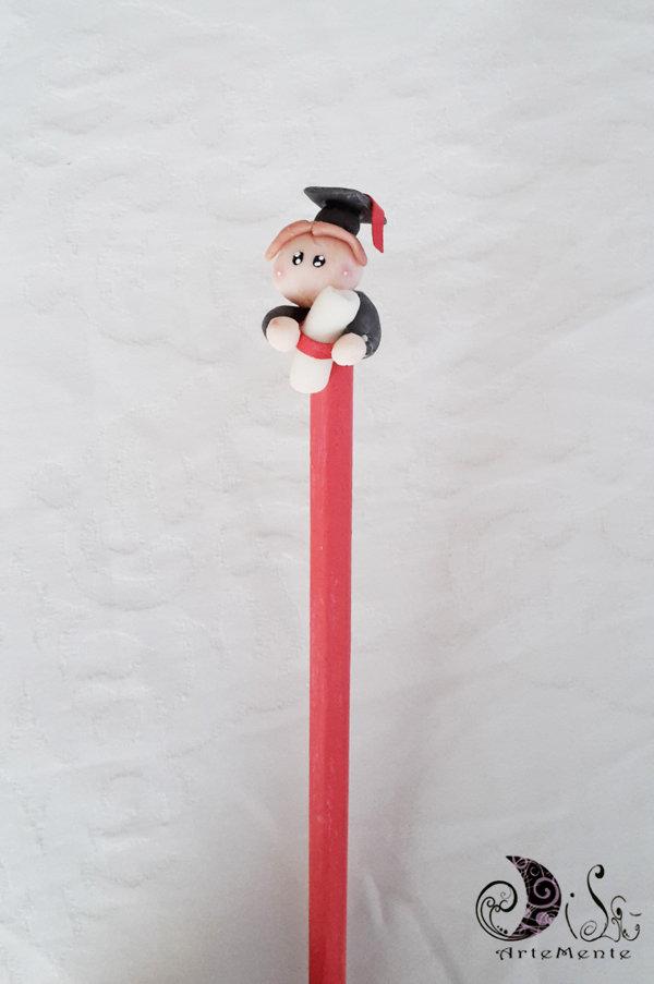 Bomboniere laurea matite decorate