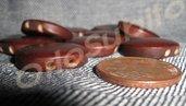 Tagua Nuts marron