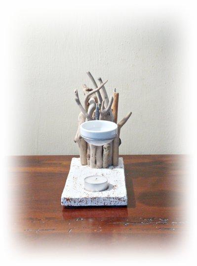 Brucia essenze con legni di mare - Per la casa e per te - Decorare ...  su MissHobby