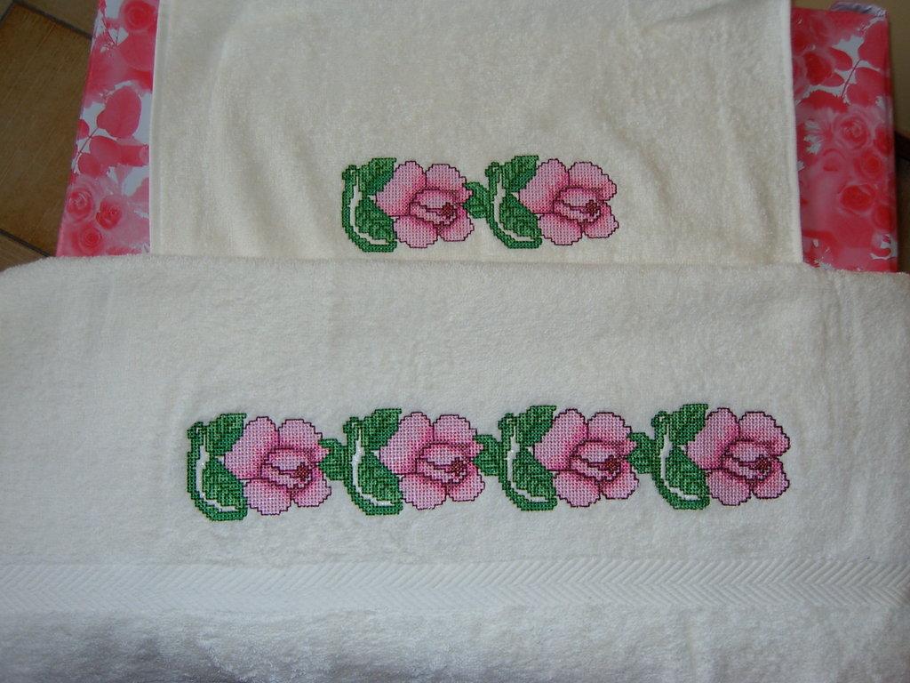 asciugamani rose (2)