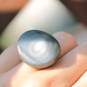 A.11.2015 - anello con bottone