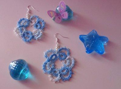 Meravigliosi orecchini azzurri proprio per te