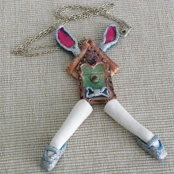 Collana Alice Wonderland